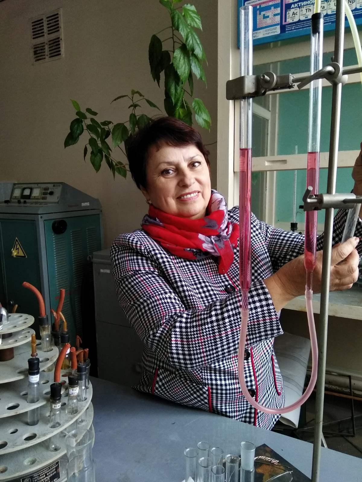 Бобрышева Светлана Николаевна